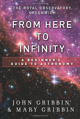 9781402788246: From Here to Infinity: A Beginner's Guide to Astronomy