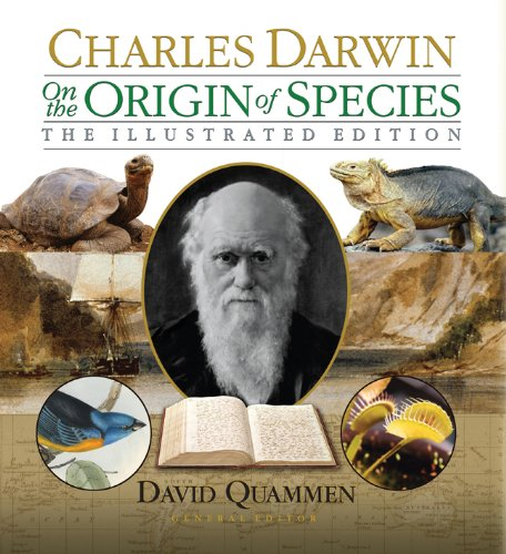 9781402789595: On the Origin of Species, The Illustrated Edition