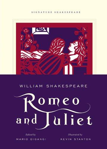 9781402790027: Romeo and Juliet (Signature Shakespeare)