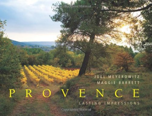 Provence: Lasting Impressions (1402790244) by Joel Meyerowitz; Maggie Barrett