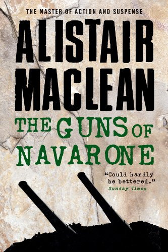 The Guns of Navarone (140279035X) by Alistair MacLean