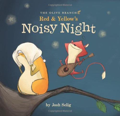 9781402790706: Red & Yellow's Noisy Night (The Olive Branch)