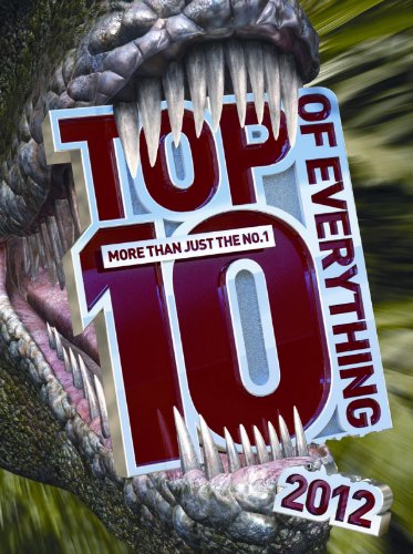 9781402791093: Top 10 of Everything 2012 (Canadian edition): More Than Just the No. 1