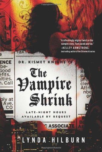 9781402792786: The Vampire Shrink (Kismet Knight, Ph.D., Vampire Psychologist)
