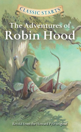 9781402794568: The Adventures of Robin Hood (Classic Starts)