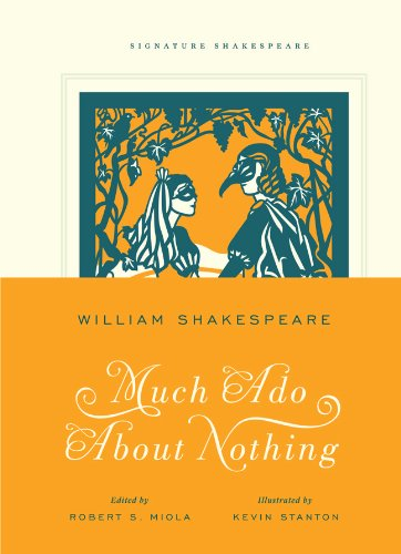 9781402794582: Much Ado About Nothing (Signature Shakespeare)