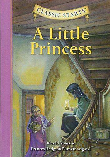A Little Princess (Paperback): Frances Hodgson Burnett