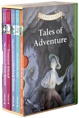 9781402794872: Classic Starts: Tales of Adventure: The Adventures of Robin Hood/The Call of the Wild/The Adventures of Sherlock Holmes/Treasure Island/The Adventures