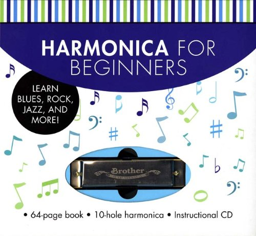 9781402796098: Harmonica for Beginners: Learn Blues, Rock, Jazz, and More!