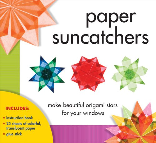 9781402796135: Sterling Publishing-Paper Suncatchers Kit