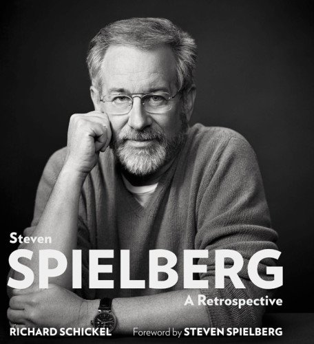 STEPEHEN SPIELBERG: A RETROSPECTIVE. **Signed By Stephen Spielberg**: Steven Spielberg (...