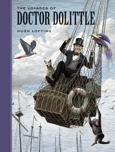 9781402797217: The Voyages of Doctor Dolittle (Sterling Unabridged Classics)