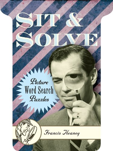 9781402797354: Sit & Solve® Picture Word Search Puzzles (Sit & Solve® Series)