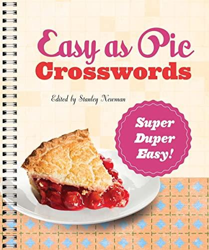 Easy as Pie Crosswords: Super-Duper Easy: Stanley Newman