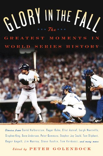 9781402797521: Glory in the Fall: The Greatest Moments in World Series History