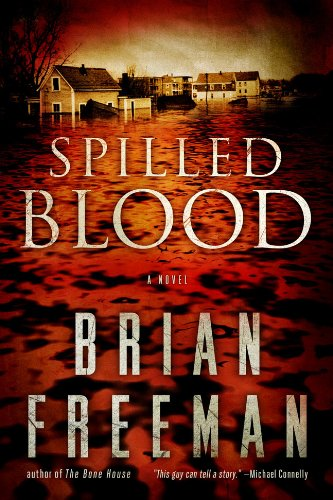 9781402798122: Spilled Blood: A Novel