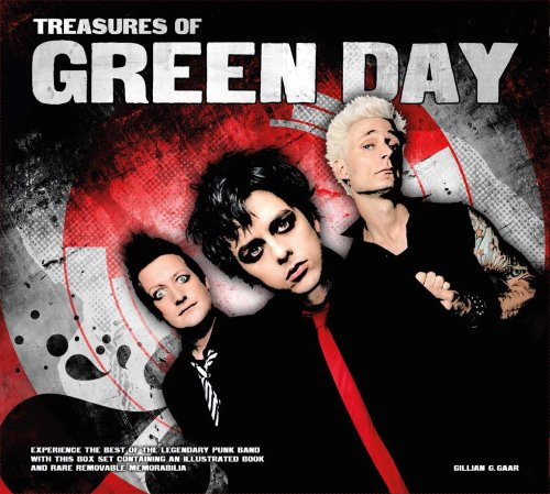 9781402798542: Treasures of Green Day