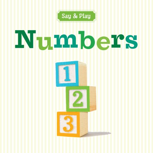 9781402798917: Numbers (Say & Play)