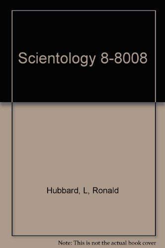 9781403110381: Scientology 8-8008