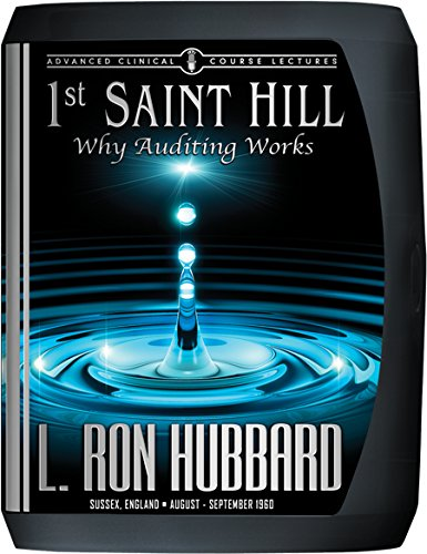 9781403118660: 1st Saint Hill ACC, Advanced Clinical Course Lecture, Scientology