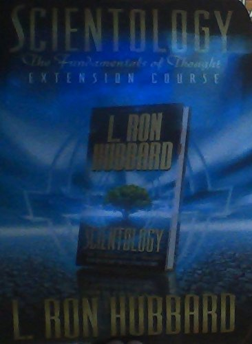9781403139948: Scientology - The Fundamentals of Thought (Extension Course)