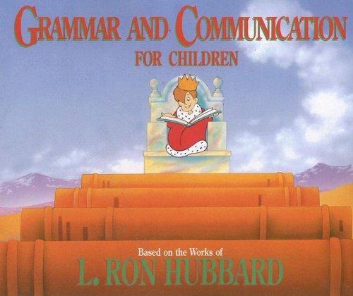 9781403158901: Grammar and Communication for Children