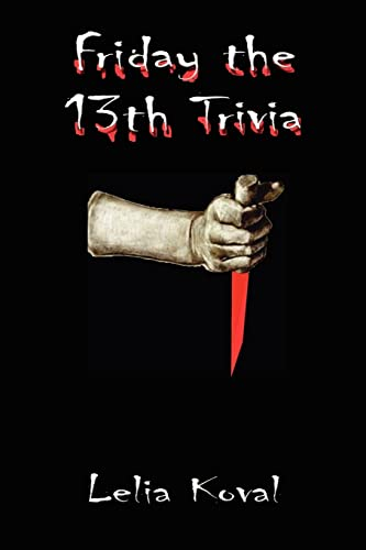 9781403331229: Friday the 13th Trivia