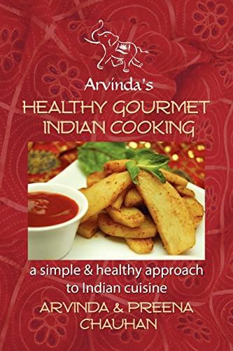 9781403339355: Healthy Gourmet Indian Cooking