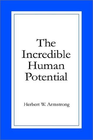 9781403345752: The Incredible Human Potential