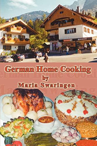 9781403352941: German Home Cooking