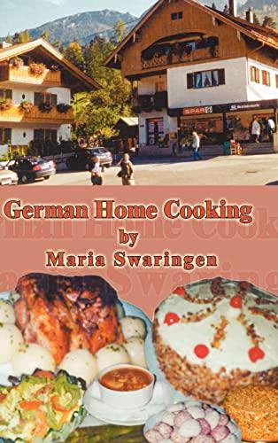 9781403352958: German Home Cooking