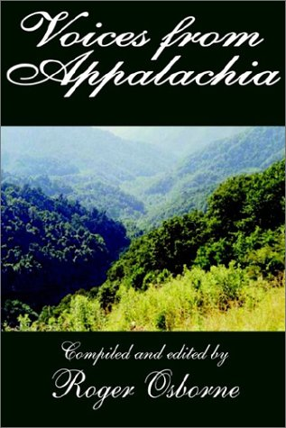 9781403357724: Voices from Appalachia