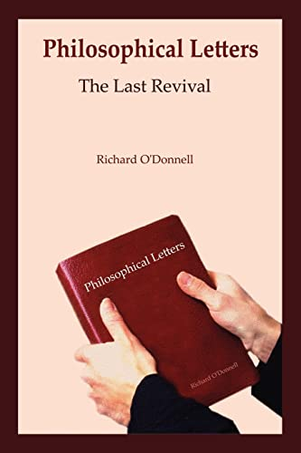 9781403366153: Philosophical Letters: The Last Revival