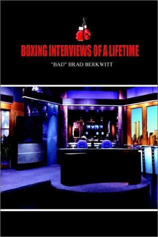 9781403370006: BOXING INTERVIEWS OF A LIFETIME