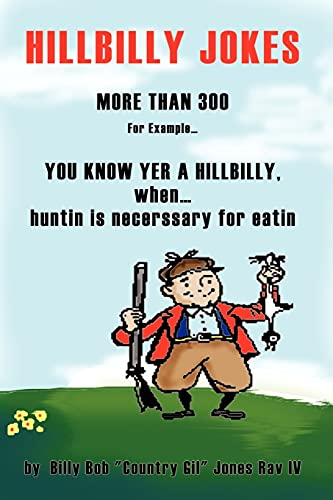9781403373632: You Know Yer a Hillbilly when . . .: more than 300 Hillbilly Jokes