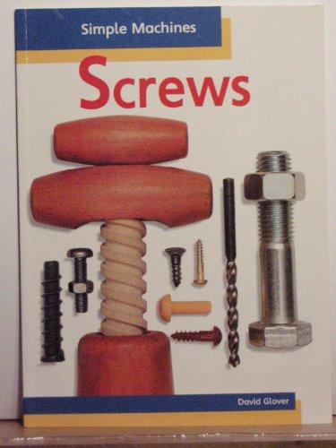 9781403400598: Screws (Simple Machines (Heinemann Hardcover))