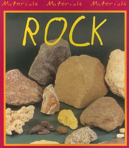 9781403400864: Rock (Materials, Materials, Materials)