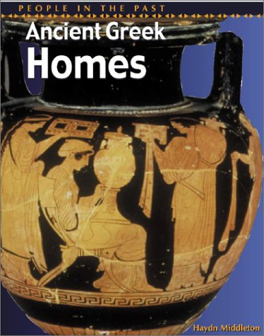 9781403401328: Ancient Greek Homes (People in the Past: Greece)