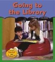 9781403402301: Going to the Library (Heinemann Read & Learn)
