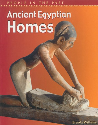 9781403405142: Ancient Egyptian Homes (People in the Past: Egypt)