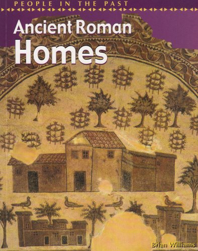 9781403405197: Ancient Roman Homes (People in the Past)