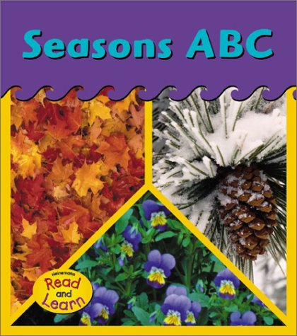 9781403405395: Seasons ABC (Heinemann Read and Learn)