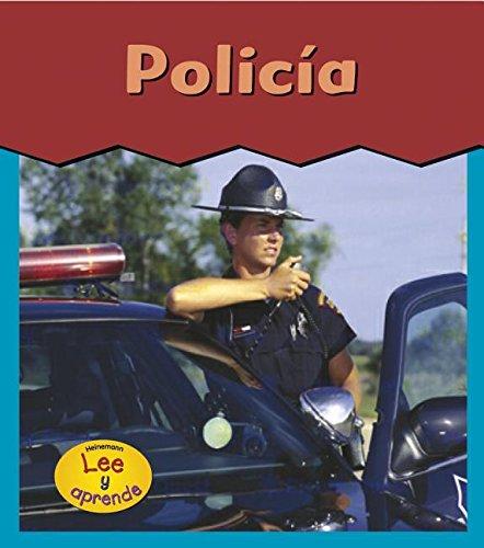 9781403406033: Policía (Esto es lo que quiero ser) (Spanish Edition)