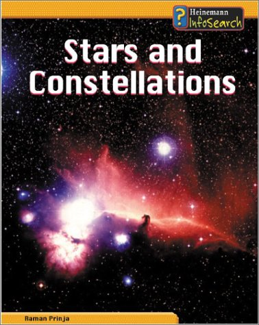 9781403406170: Stars and Constellations (Heinemann Infosearch)