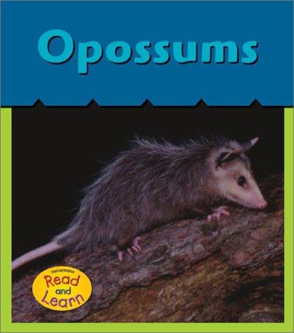 9781403406279: Opossums (What's Awake?)