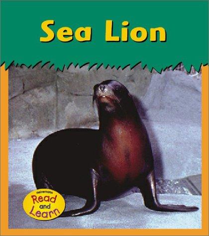 Sea Lion (Zoo Animals): Whitehouse, Patricia