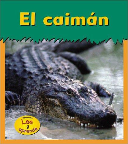 El caim?n (Animales del zool?gico) (Spanish Edition): Whitehouse, Patricia