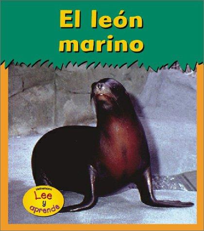 9781403406552: El león marino (Animales del zoológico) (Spanish Edition)