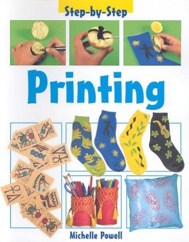 9781403407078: Printing (Step by Step)