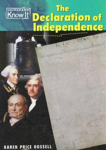 9781403408020: The Declaration of Independence (Historical Documents)